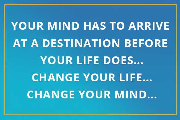 Change your mind quote