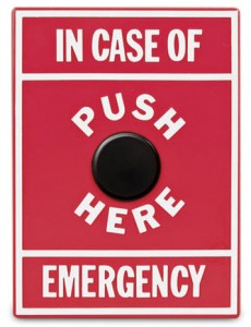 In Case of Emergency Use CallFire