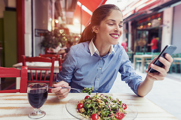 SMS Marketing Best Practices - Restaurant Example