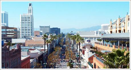 photo collection monica city california