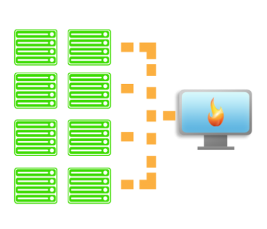 Voice Broadcast servers stack callfire